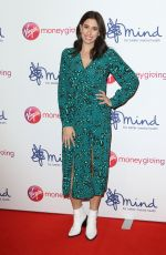 ANDREA MCLEAN, STACEY SOLOMON and JANE MOORE at Virgin Money Giving Mind Media Awards in London 11/29/2018