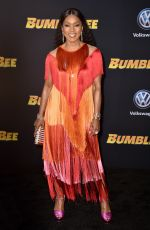 ANGELA BASSETT at Bumblebee Premiere in Hollywood 12/09/2018