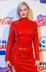 ANNE MARIE at Capital FM Jingle Bell Ball in London 12/08/2018
