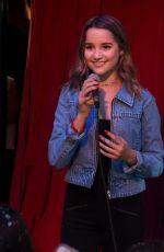 ANNIE LEBLANC at Annie Lebling Presents Annie Leblanc Performance & Pop Up Shop in Los Angeles 12/08/2018