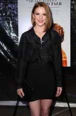 ASHLEY BELL at If Beale Street Could Talk Special Screening in Los Angeles 12/04/2018