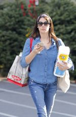 Ashley Greene Out in Beverly Hills 11/28/2018