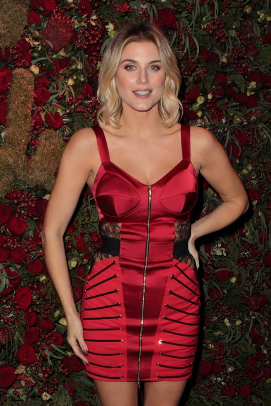 ASHLEY JAMES at ES Insider Launch Party in London 11/28/2018
