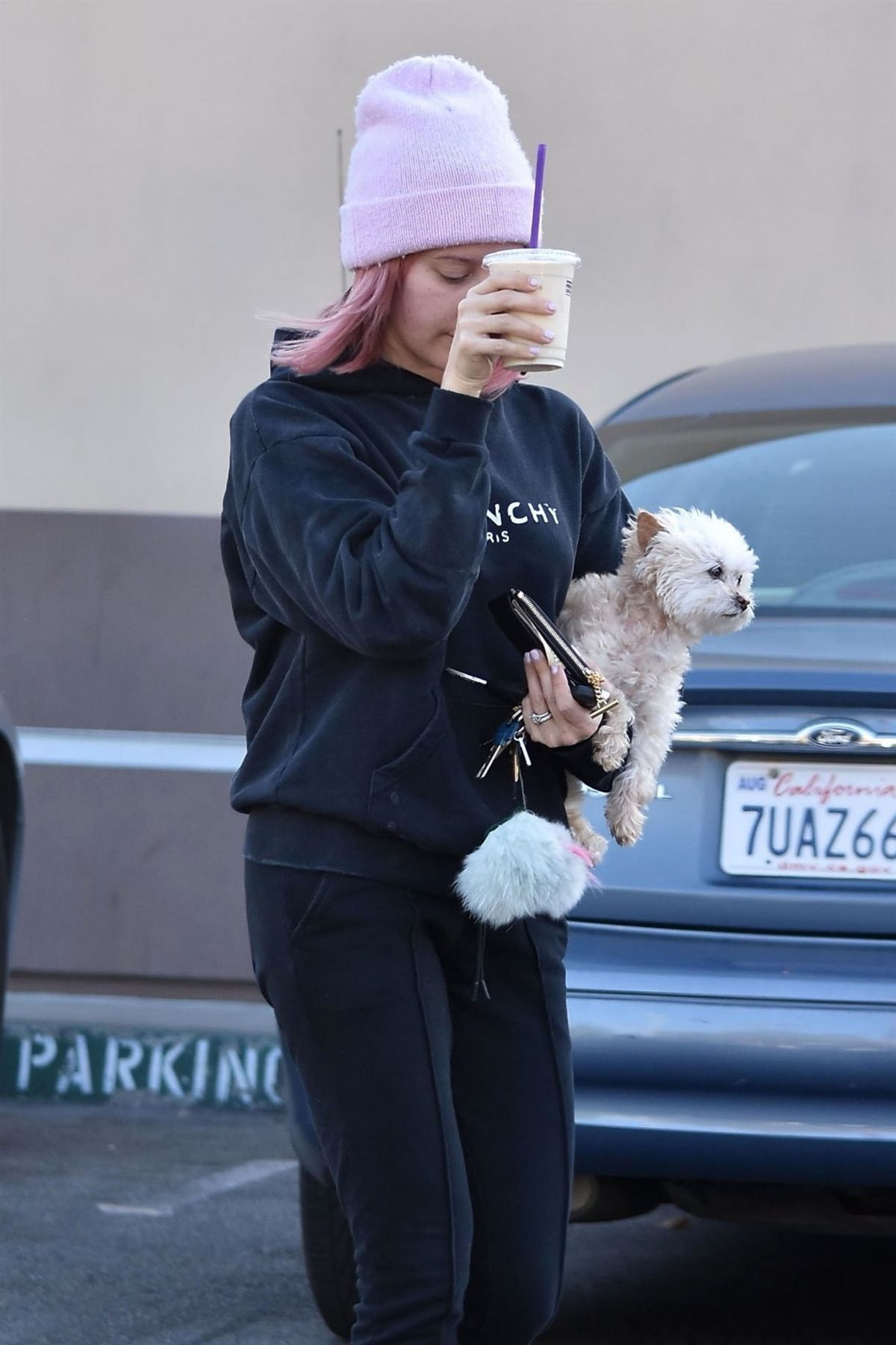Ashley Tisdale Out For Coffee In Studio City 12212018 Hawtcelebs