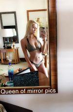 AVA SAMBORA in Bikini - Instagram Pictures December 2018
