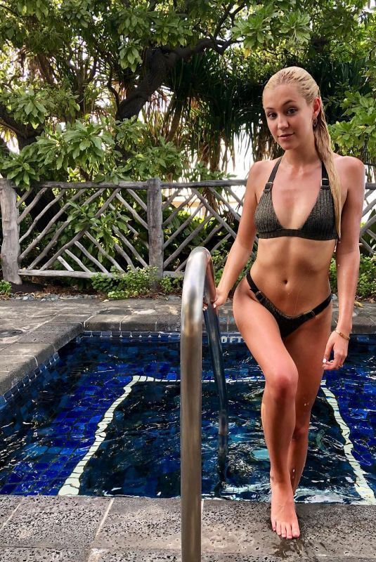 AVA SAMBORA in Bikini - Instagram Pictures December 2018