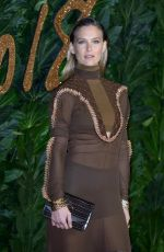 BAR REFAELI at British Fashion Awards in London 12/10/2018