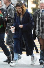 BELLA THORNE Out and About in Los Angeles 12/19/2018