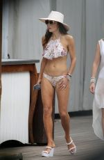 BETHENNY FRANKEL in Bikini at a Pool in Miami 12/04/2018
