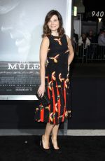 BETSY BRANDT at The Mule Premiere in Westwood 12/10/2018