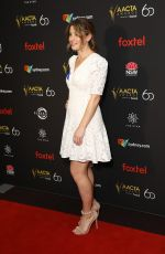BROOKE SATCHWELL at AACTA Awards Industry Luncheon in Sydney 12/03/2018