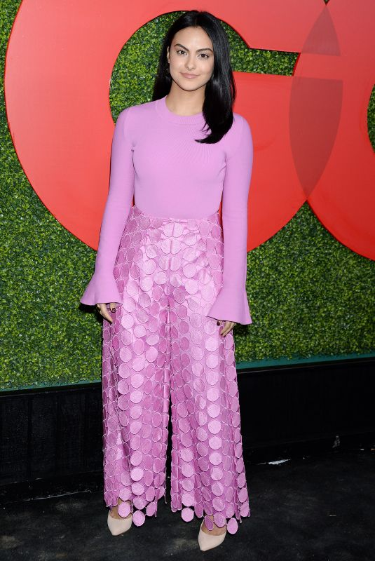 CAMILA MENDES at GQ Men of the Year Party in Beverly Hills 12/06/2018