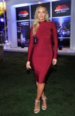 CAMILLE KOSTEK at Sports Illustrated 2018 Sportsperson of the Year in Los Angeles 12/11/2018