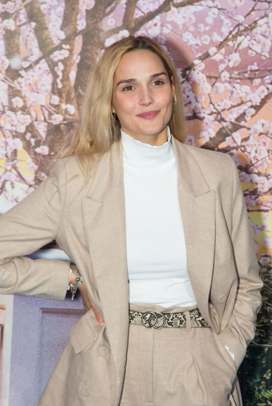 CAMILLE LOU at Mary Poppins Returns Gala Screening in Paris 12/10/2018