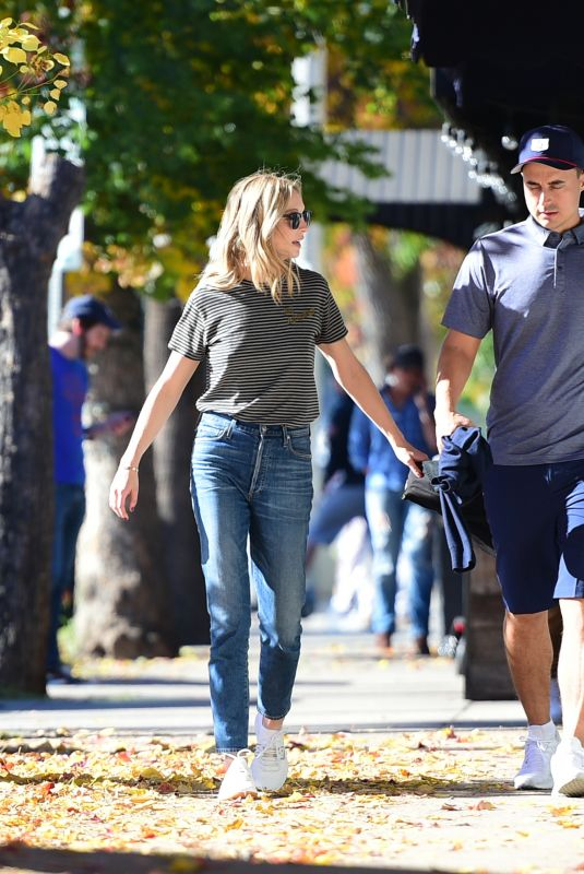 CANDICE KING Out and About in Los Angeles 12/15/2018