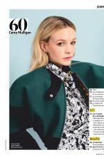 CAREY MULLIGAN in Grazia Magazine, France December 2018
