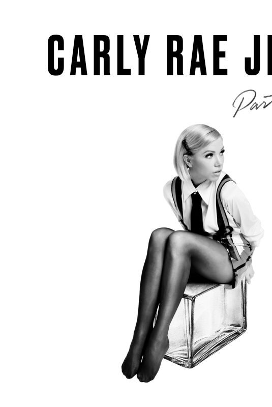 CARLY RAE JEPSEN for Her Single Party for One, 2018