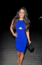 CASEY BATCHELOR Night Out in London 12/23/2018