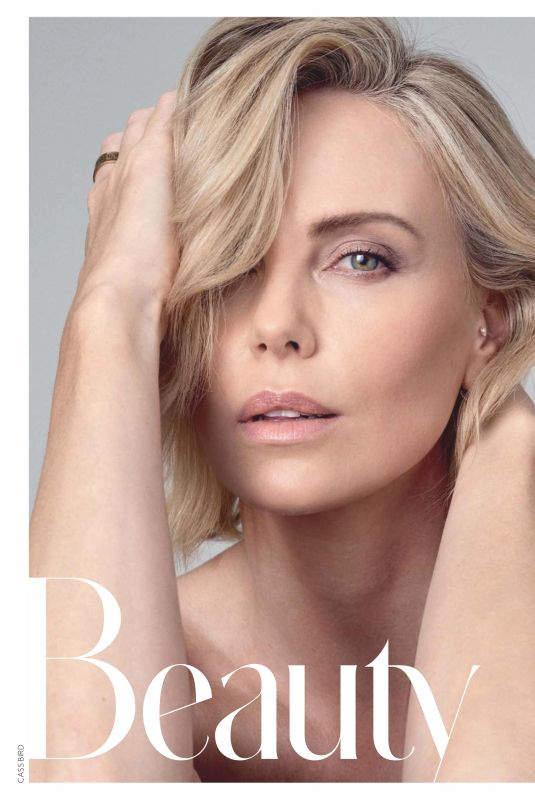 CHARLIZE THERON in Instyle Magazine, Australia January 2019