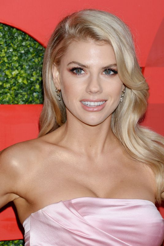 CHARLOTTE MCKINNEY at GQ Men of the Year Party in Beverly Hills 12/06/2018