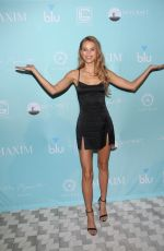 CHASE CARTER at Maxim Issue Party at Art Basel in Miami Beach 12/07/2018