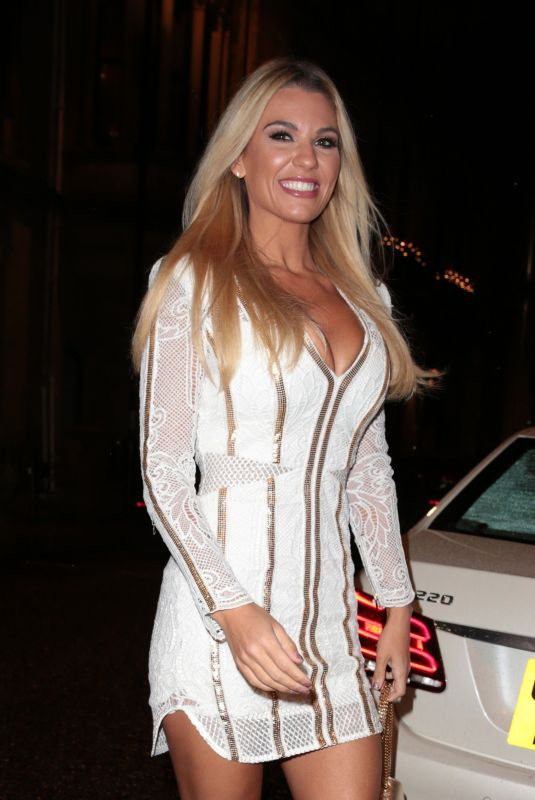 CHRISTINE MCGUINNESS at Cheshire Home Interiors Christmas Night in Manchester 12/19/2018
