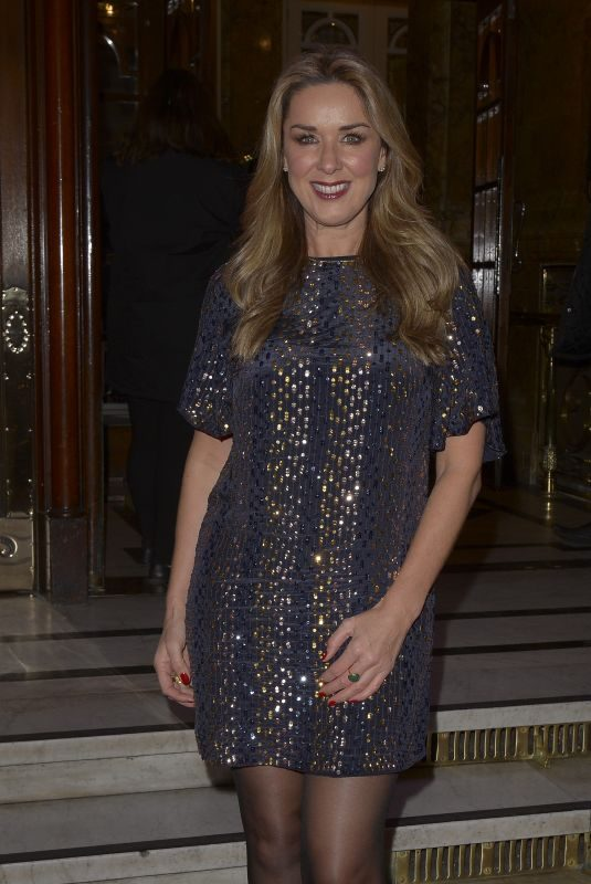 CLAIRE SWEENEY at Snow White Press Night in London 12/12/2018