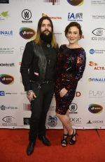 COLLEEN RENNISON at Ubcp/Actra Awards Gala at Vancouver Playhouse 12/08/2018