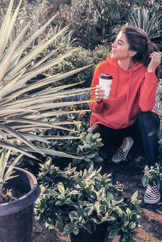DANIELLA MONET – Instagram Pictures 12/30/2018