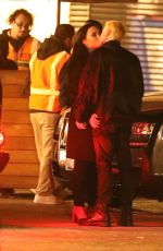 DEMI LOVATO and Henry Levy at Nobu in Malibu 12/08/2018