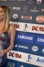 DILETTA LEOTTA at Gran Gal of Football in Milan 12/03/2018