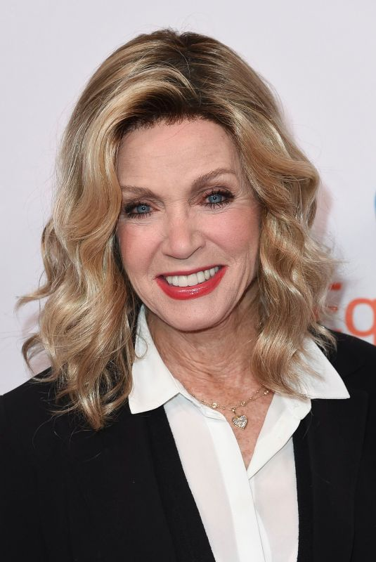 DONNA MILLS at Make Equality Reality Gala in Beverly Hills 12/03/2018