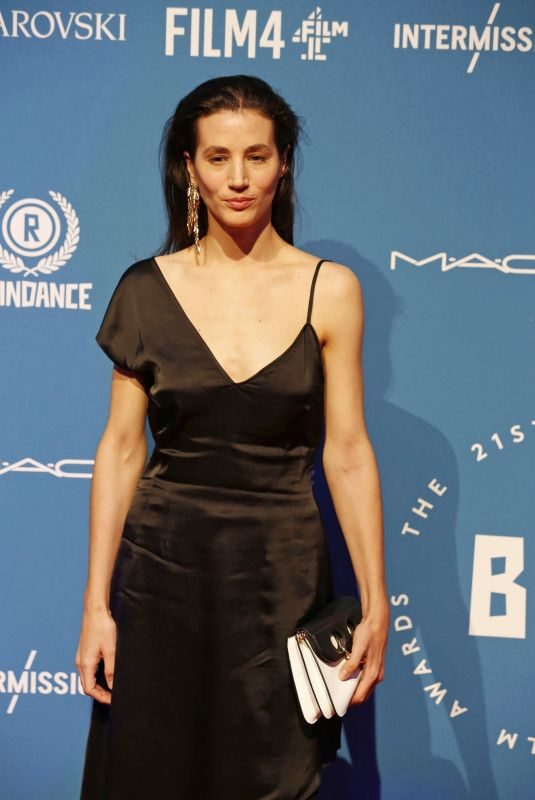 ELISA LASOWSKI at British Independent Film Awards in London 12/02/2018