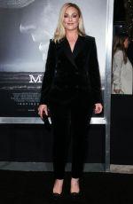 ELISABETH ROHM at The Mule Premiere in Westwood 12/10/2018