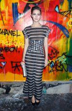 ELLA HUNT at Chanel Metiers D