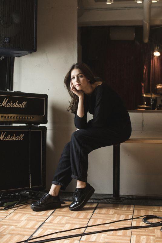 ELLA HUNT for V Magazine 2018