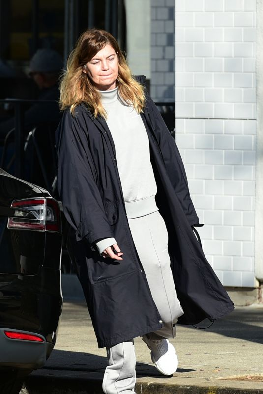 ELLEN POMPEO Out and About in Los Angeles 12/27/2018