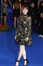 ELLISE CHAPPELL at Mary Poppins Returns Premiere in London 12/12/2018