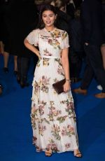 EMILY CANHAM at Mary Poppins Returns Premiere in London 12/12/2018