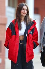 EMILY RATAJKOWSKI Out in New York 12/12/2018