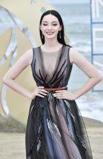 EMMA DUMONT at 1st Hainan International Film Festival Closing Ceremony in Sanya 12/16/2018