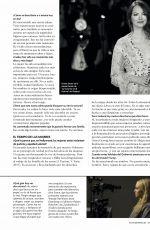 EMMA STONE in Fotogramas Magazine, January 2019