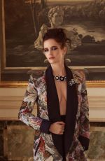 EVA GREEN in Vanity Fair Magazine, Italy December 2018