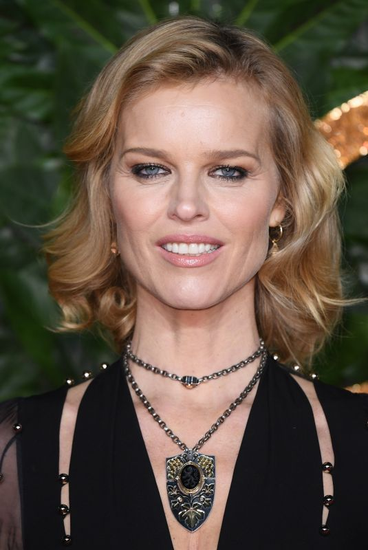 EVA HERZIGOVA at British Fashion Awards in London 12/10/2018