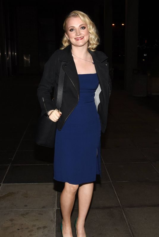 EVANNA LYNCH Arrives at Late Late Show in Dublin 12/13/2018