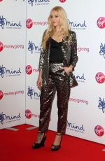 FEARNE COTTON at Virgin Money Giving Mind Media Awards in London 11/29/2018