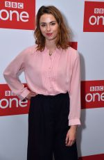 FREYA MAVOR at Murders TV Show Screening in London 12/13/2018