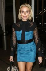 GABBY ALLEN at Polly Christmas Party in London 12/03/2018
