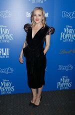 GENEVA CARR at Mary Poppins Returns Screening in New York 12/17/2018