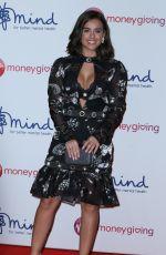 GEORGIA MAY FOOTE at Virgin Money Giving Mind Media Awards in London 11/29/2018